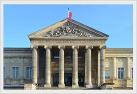 Palais de justice Angers